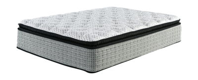 Santa Fe Pillowtop - White - California King Mattress